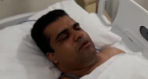 Pastor Marcinho tem lado paralisado após AVC.